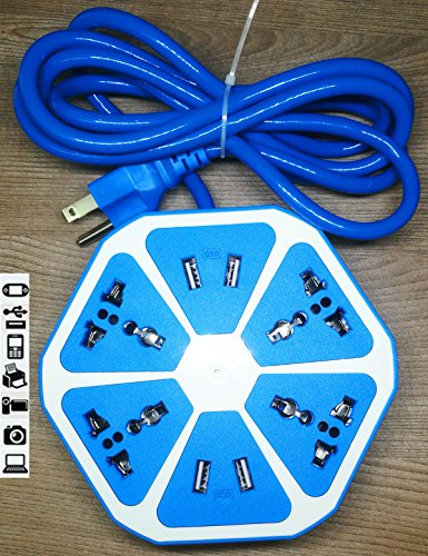 qocoo-creative-fruit-shape-hexagon-home-office-multi-sockets-power-strip-4-outlet-with-4-usb-surge-p