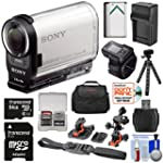 Sony Action Cam FDR-X1000VR Wi-Fi 4K...