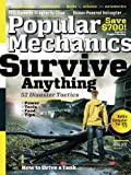 Magazine - Popular Mechanics (1-year auto-renewal)