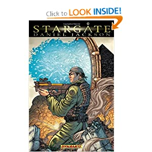Stargate: Daniel Jackson SC by Doug Murray and John Watson