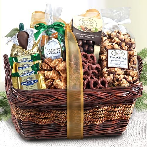 Sonoma Extravagance Caramel and Chocolate Gift