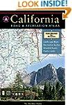 California Road and Recreation Atlas