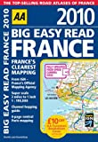 Big Easy Read France 2010 SP (AA Atlases and Maps) Automobile Association