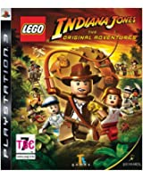 LEGO Indiana Jones (PS3)