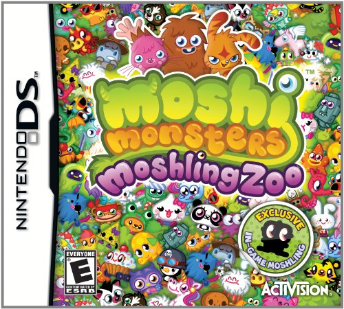 Moshi Monsters - Nintendo DS - 1