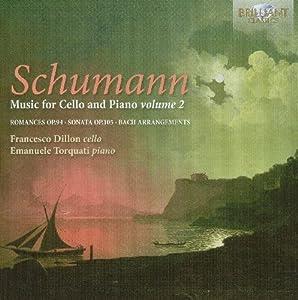 Schumann: Works for Cello & Piano, Vol. 2