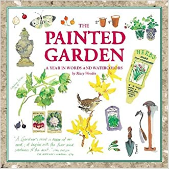 Painted Garden (Courage Inspirations) written by Mary Woodin