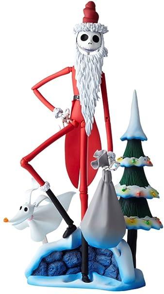 L'ETRANGE NOEL DE Mr JACK - Figurine Sci-Fi Revoltech Santa Jack 18 cm
