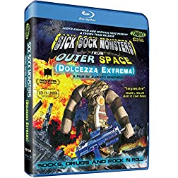 Sick Sock Monsters from Outer Space [Blu-ray]