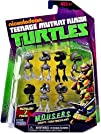 Teenage Mutant Ninja Turtles Mouser Action Figure 7-Pack