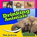 img - for children's books : Drinking Animals (Animals Habitats) Marine Life (Preschool) 1st grade (ebook for kids) book / textbook / text book
