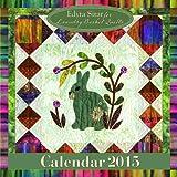 Laundry Basket Quilt 2015 Calendar