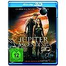 Jupiter Ascending [3D Blu-ray]