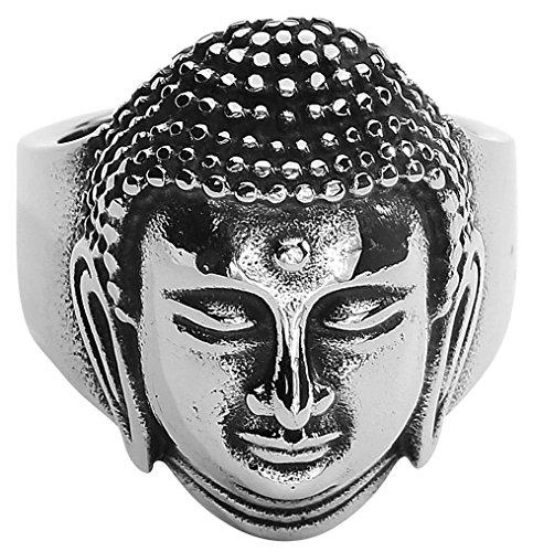 Wildcat Buddha Anello standard L