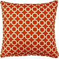 Fox Hill 613138299095-dakota Hockley Mandarin 17-inch Outdoor Pillows (Set of 2) from Fox Hill