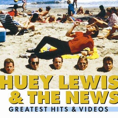 Huey Lewis & The News - Greatest Hits (CD + DVD Combo) - Zortam Music