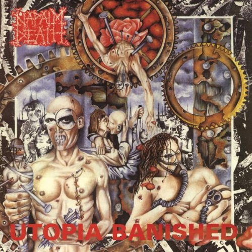 Napalm Death – Utopia Banished (Reissue) (2012) [FLAC]