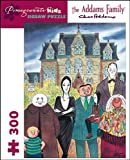 Charles Addams - the Addams Family: 300 Piece Puzzle (Pomegranate Kids Jigsaw Puzzle)