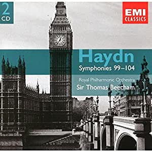 Symphony No 99-104