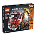 LEGO Technic 8258 - Camin gra motorizado [versin en ingls]