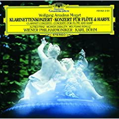 Mozart: Concerto For Flute, Harp, And Orchestra In C, K.299 - 1. Allegro