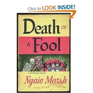 Death Of A Fool - Ngaio Marsh