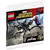 Lego Super Heroes Spider Man Vs. The Venom Symbiote 30448 Bagged Set