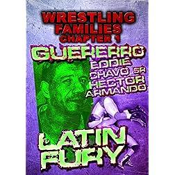 Wrestling Families Vol 1 The Guerreros