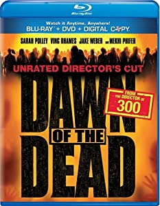 Dawn of the Dead (Unrated Blu-ray + DVD + Digital Copy)