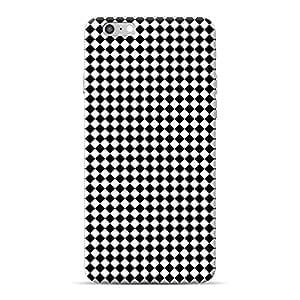 Inkif Printed Designer Case For Apple Iphone 6S Plus Multi-Coloured
