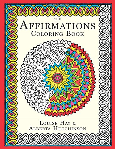 Libro para Colorear The Affirmations