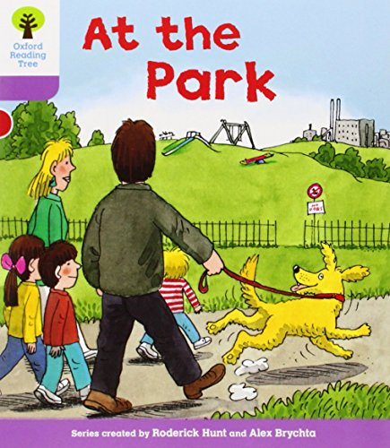 Oxford Reading Tree: Level 1+: Patterned Stories: At the Park (Ort Patterned Stories)
