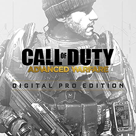 Call of Duty: Advanced Warfare Digital Pro Edition - PS4 [Digital Code]
