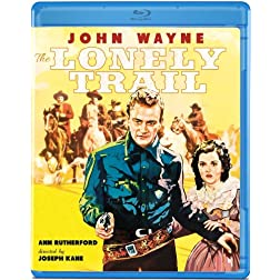 The Lonely Trail [Blu-ray]