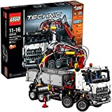 Lego Technic - 42043 - Jeu De Construction - Mercedes-benz - Arocs 3245
