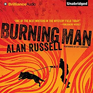 Burning Man Audiobook