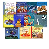 Various Bedtime fun for everyone collection 11 Books Set.(Dinosaur Sleepover, Say goodnight to the sleepy Animals!, One ted fall out of bed, We love bunk beds!, the shark in the dark, whatever next!, Peace at last, [hardcover] Bedtime Bunny Tales)