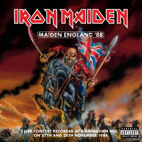 Iron Maiden-Maiden England 88-Remastered-2CD-FLAC-2013-BriBerY Download