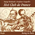 Django Reinhardt & Stephane Grappelli Swing In Paris