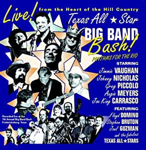 Texas All-Star-Big Band Bash
