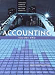 Accounting, Volume 2, Ninth Canadian...