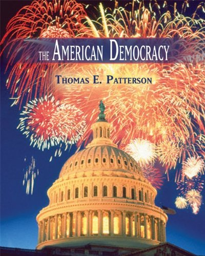 Almanacs Yearbooks: The American Democracy