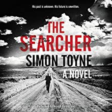 The Searcher: A Novel (       UNABRIDGED) by Simon Toyne Narrated by Joseph Balderrama