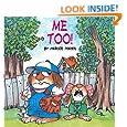 Me Too! (A Golden Look-Look Book)
