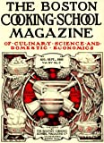 img - for The Boston Cooking-School Magazine (Vol. XV, No. 2, Aug.-Sept., 1910) book / textbook / text book