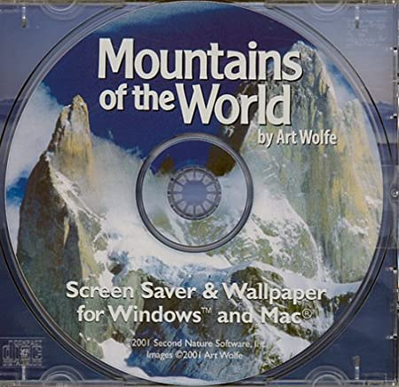 Mountains Of The World (Jewel Case)