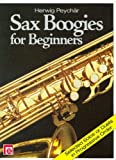 img - for Sax Boogies for Beginners (tenor) book / textbook / text book
