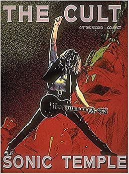 The Cult - Sonic Temple - Guitar Transcriptions Paperback – June 1