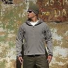 OYO Outdoor TAD Gear V6.0 Stealth Hoodie Military Softshell Waterproof Breathable Sharkskin Windstopper Jacket