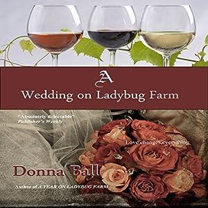 A Wedding on Ladybug Farm, Book 6 Audiobook